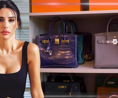 Aslıhan Doğan Turan'ın 10 çantası 1 milyon TL