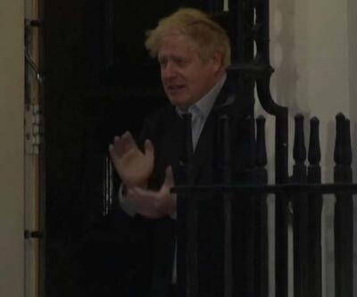 İngiltere Başbakanı Boris Johson ilk kez görüntülendi