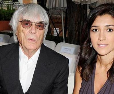 Formula 1'in eski patronu Bernie Ecclestone 90 yaşında baba oluyor