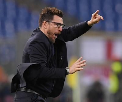 Eusebio Di Francesco Türkiye'den teklif aldığını açıkladı!
