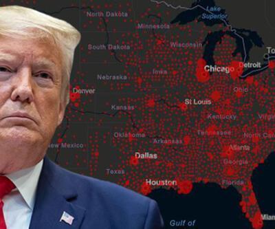 """Trump """"Kimse bizim kadar hazır değil"""" dedi"""