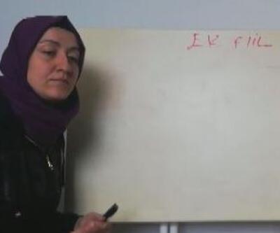 Melike öğretmen öğrencilerinin kahramanı oldu