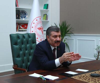 Sağlık Bakanı Koca'dan il sağlık müdürlerine önemli uyarı
