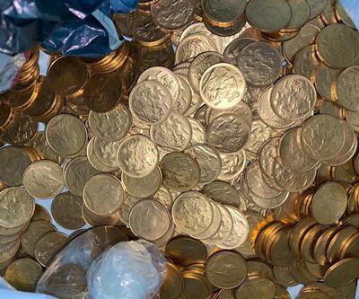 Başakşehir'de dolandırıcılık operasyonu: 800 sahte altın ele geçirildi