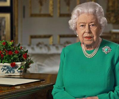 Kraliçe 5. defa ulusa seslendi