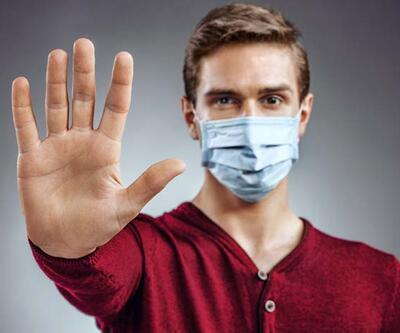 Uzmanı uyardı: Yanlış maske virüsü bulaştırır