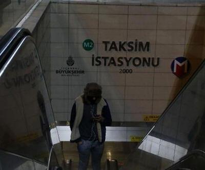 Metro son seferleri 21.00'a çekildi