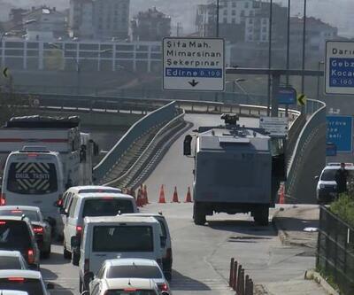 İstanbul'a giriş - çıkış denetimi... Kurallara uyanlar çoğunlukta