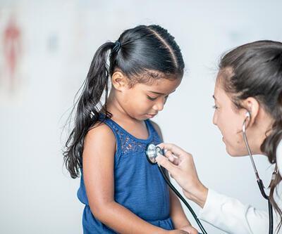 Kalp hastalığı olan çocuklarda risk daha fazla