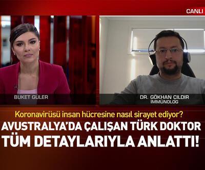 Türk doktor tedavi çalışmalarını anlattı