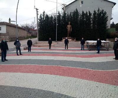 Kırklareli'de belediye meclis toplantısı açık havada yapıldı