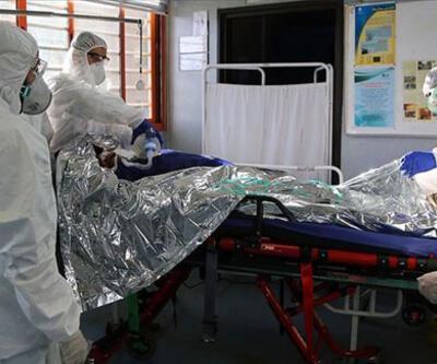 Fransa'da koronavirüsten ölü sayısı 10 bin 328'e yükseldi