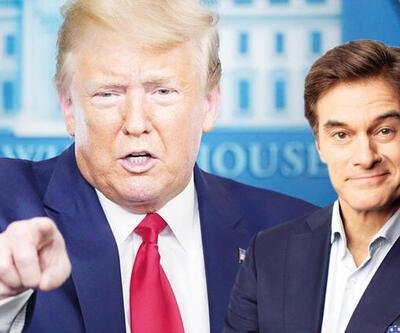 "ABD'yi karıştıran iddia: ""Trump, Mehmet Öz'ü arattı"""