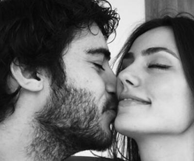 Berkay Hardal-Dilan Telkök'ten aşk dolu paylaşım