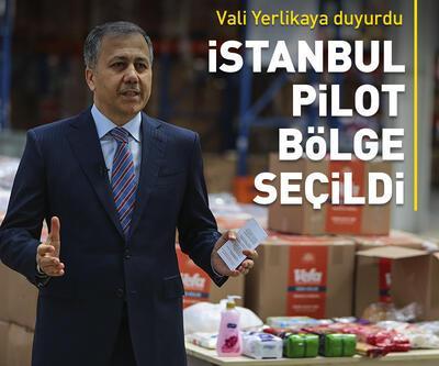 İstanbul pilot bölge seçildi