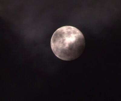 'Süper Ay' kartpostallık görüntüler oluşturdu