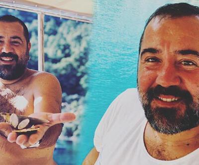 Ata Demirer'in deniz özlemi