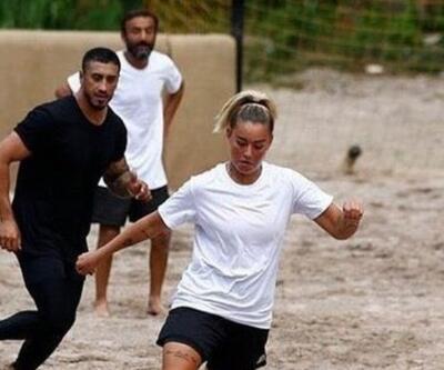Aycan Yanaç Survivor'a damga vurdu