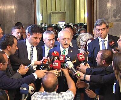 Kılıçdaroğlu'ndan liderler zirvesi mesajı