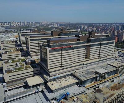 Başakşehir Şehir Hastanesi yarın açılıyor