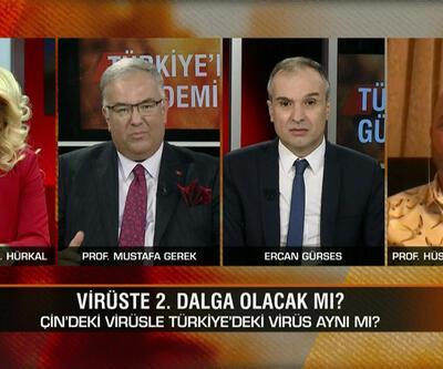 Koronavirüste 2. dalga olacak mı? Çin'deki virüsle Türkiye'deki virüs aynı mı? Türkiye'nin Gündemi'nde konuşuldu