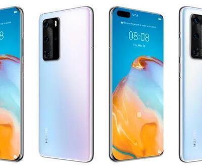 Huawei P40'ın fiyatı açıklandı