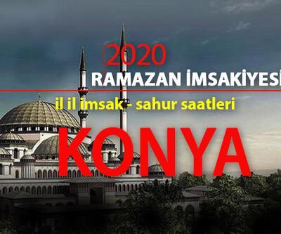 26 Nisan Konya iftar vakti 2020 imsakiye: Konya iftar saati kaç?
