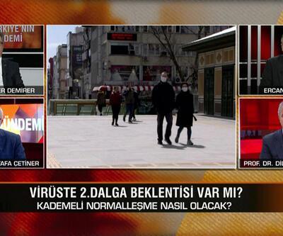 Aşamalı normalleşme nasıl olacak? Belediye yardımları neden yasaklandı? Türkiye'nin Gündemi'nde konuşuldu