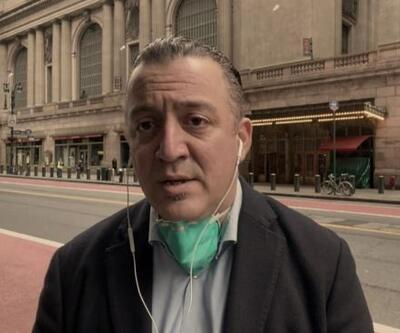 New York'ta koronavirüsle mücadele