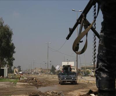 DEAŞ,Kerkükİstihbarat Dairesi'ne intihar saldırısı düzenledi