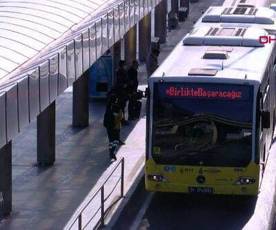 Toplu ulaşım kullanımı arttı