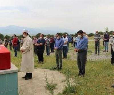 Kıbrıs gazisi Mehmet Baştürk son yolculuğuna uğurlandı