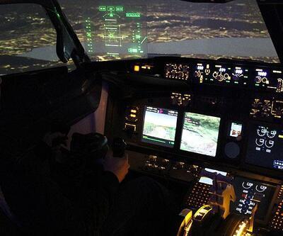 Avrupa'da hava trafiği yüzde 86 azaldı