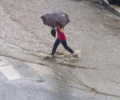 Hava durumu 1 Mayıs: Uyarı üstüne uyarı yapıldı: Sağanak geliyor!