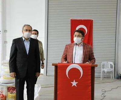Kızıltepe'de 11 bin aileye gıda desteği