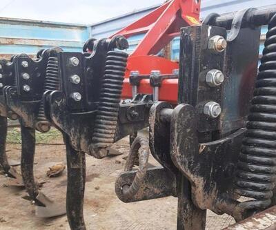 Evden tarım aletlerini çalan 3 hırsız yakalandı