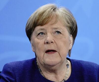 Almanya Başbakanı Angela Merkel'den aşı açıklaması