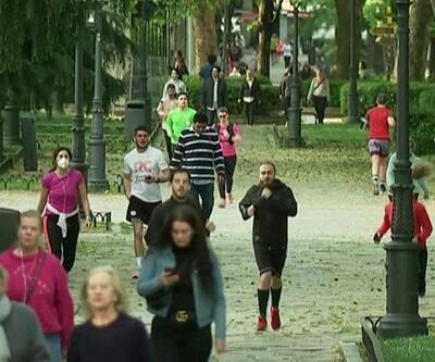 İspanya'da bireysel spor izni