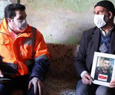 Acılı baba, İçişleri Bakanı Soylu ile görüştü