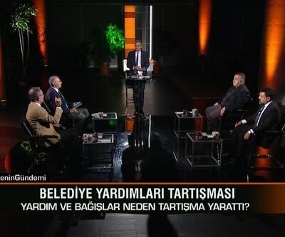 Darbe tartışmaları neden bitmiyor? Yardım ve bağışlar neden tartışma yarattı? Türkiye'nin Gündemi'nde tartışıldı