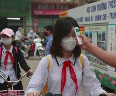 Vietnam'da okullar açıldı