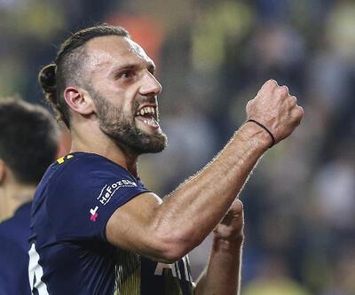Vedat Muriç Lazio'nun 4 kişilik listesinde