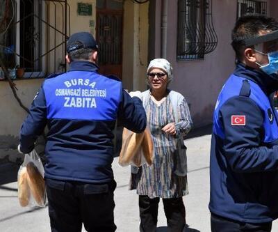 Osmangazi Belediyesi sosyal yardımlara devam ediyor