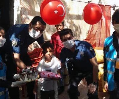 Vefa ekibinden Ramazan'a doğum günü sürprizi