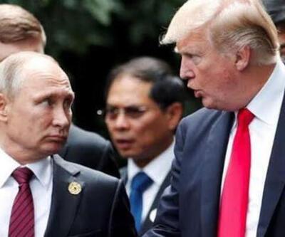 Trump ile Putin telefonda görüştü