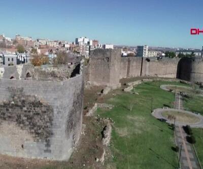 Diyarbakır'ın sembolü surlar için çalışma başlatıldı