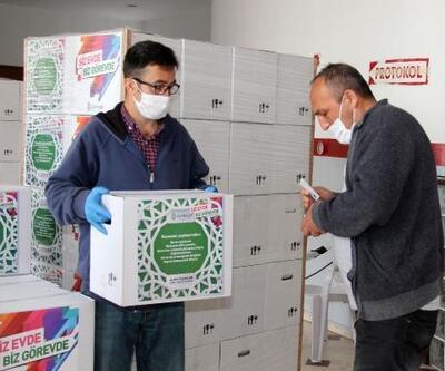 Çankaya'da esnafa gıda kolisi dağıtılacak