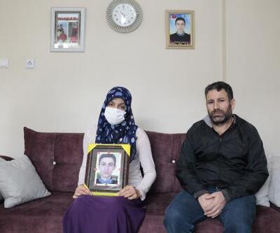 Anneler Günü'nde tek dileği dağa kaçırılan oğluna kavuşmak