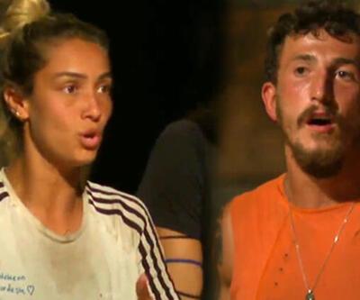 Survivor'da ada konseyine Evrim ve Berkan'ın tartışması damga vurdu!