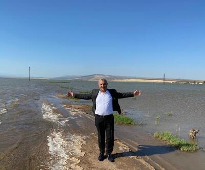 Reyhanlı Barajı'nda 100 milyon metreküp su toplandı